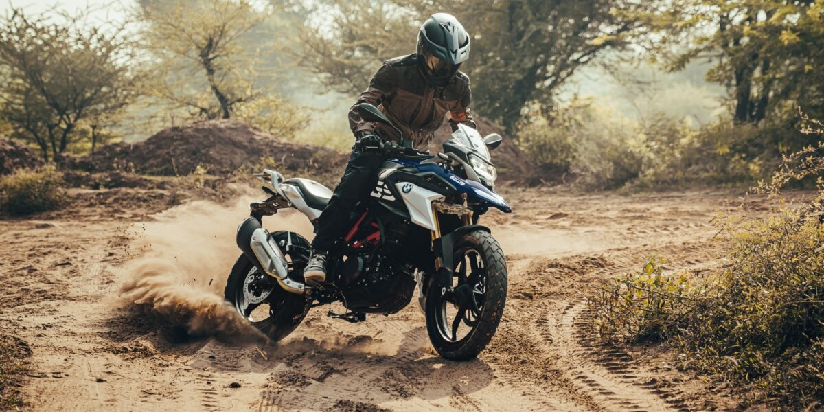 The New BMW G 310 GS